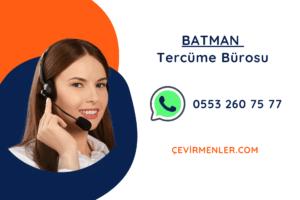 Batman Tercüme Bürosu