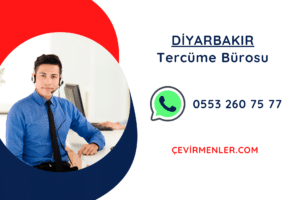 Diyarbakır Tercüme Bürosu
