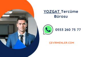 Yozgat Tercüme Bürosu